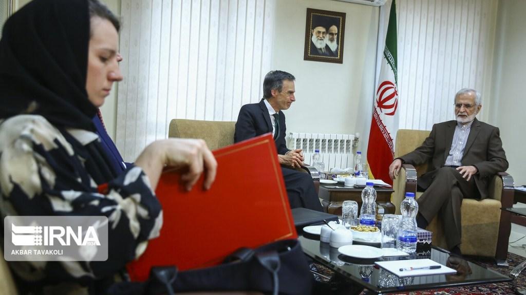 דובר הארגון האיראני לאנרגיה אטומית: