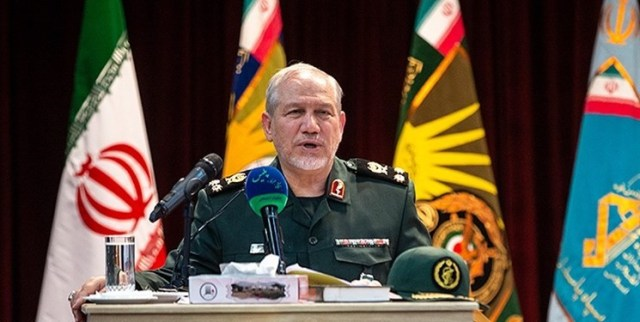 """(יועצו הצבאי של מנהיג איראן :התמיכה בפלסטינים תמשך עד """"העלמות ישראל"""")"""