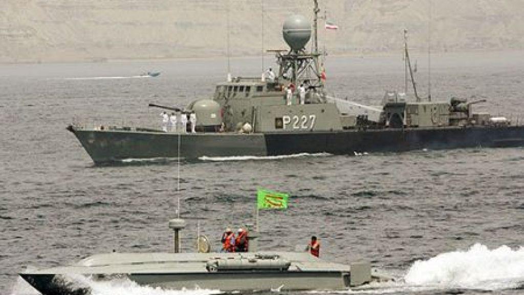 יוזמה באיראן - אגרה על אבטחה במיצרי הורמוז