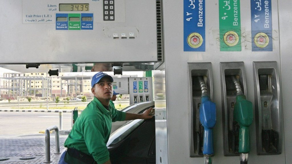 היסטוריה במצרים: הסתיים סבסוד הדלק