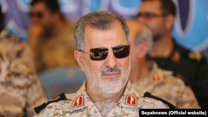 הגנרל פאקפור, מפקד כוחות היבשה של משמרות המהפכה