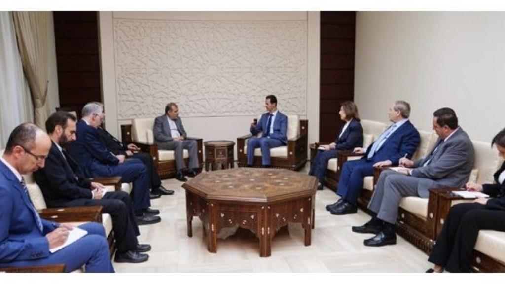 איראן פועלת לבסס את הציר היבשתי איראן-עיראק-סוריה ליצירת ציר ביטחוני-פוליטי-כלכלי