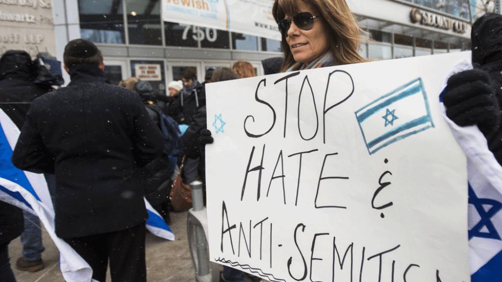 קנדה: הקרב על הגדרת האנטישמיות