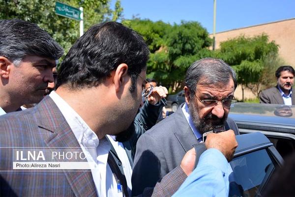 מוחסן רזאיי בתגובה איראנית ראשונה לאירועים בסוריה ולהרג פעילי חיזבאללה