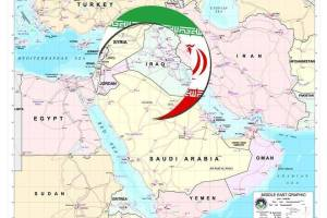 ירח איסלאמי גדול - איראן וחזבאללה נערכות לתגובה