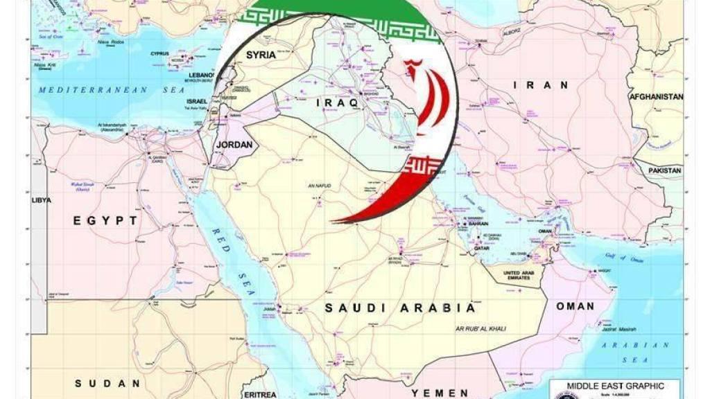 """""""ירח איסלאמי"""": איראן וחזבאללה נערכות לעימות עם ישראל"""