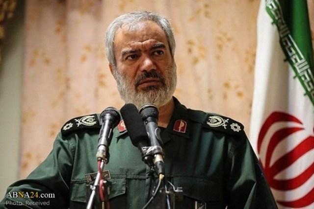 סגן מפקד משמרות המהפכה, עלי פדוי