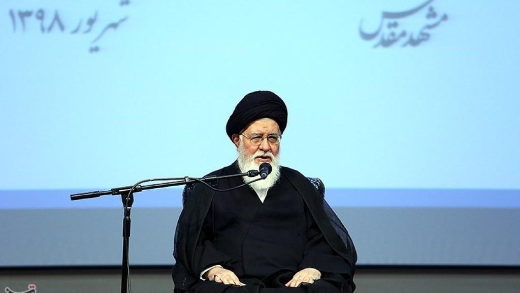 דרשן יום השישי משהד : אם תותקף איראן