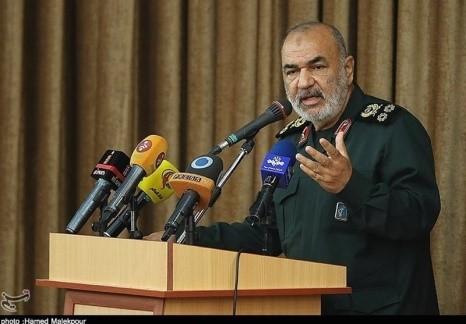 מפקד משמרות המהפכה, סאלמי