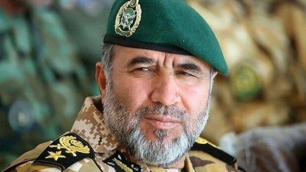 מפקד כוחות הקרקע בצבא איראן: עצמאים לחלוטין בתחום מל
