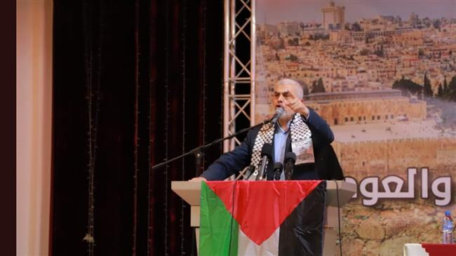 יחיא סינוואר מאיים על ישראל