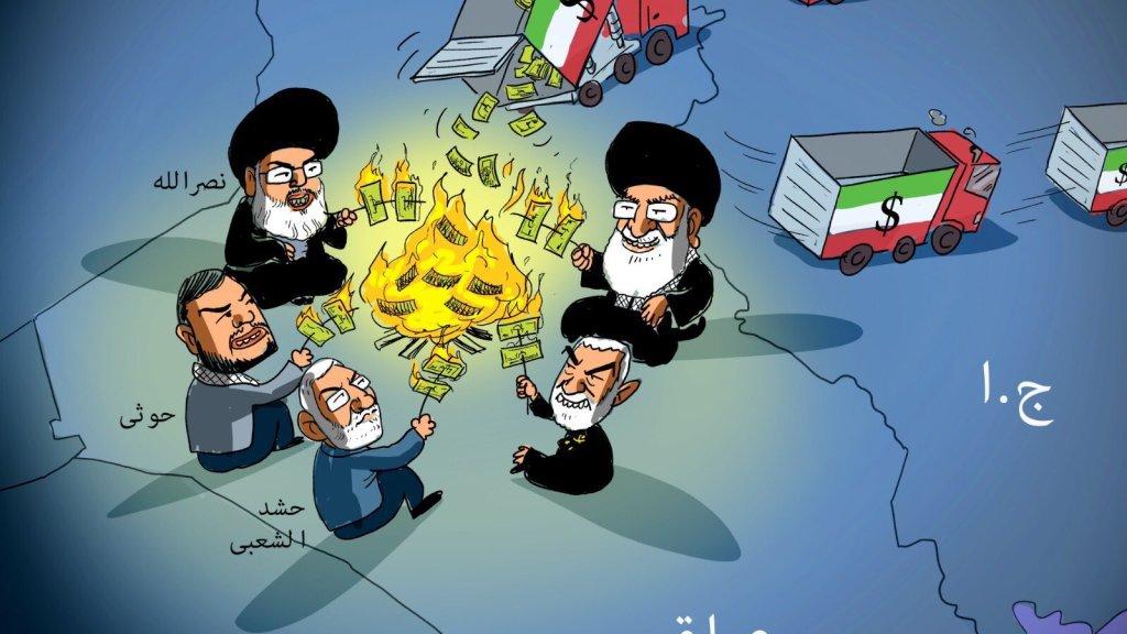 """ארה""""ב מאיימת בסנקציות על בכירים עיראקים"""
