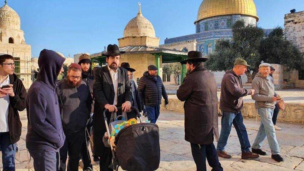 האם תאושר תפילת יהודים על הר הבית?
