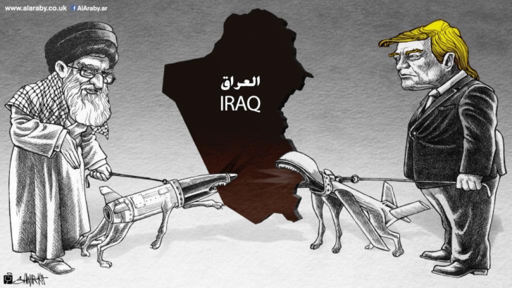 בין הפטיש האיראני לסדן האמריקאי: עיראק לחוצה