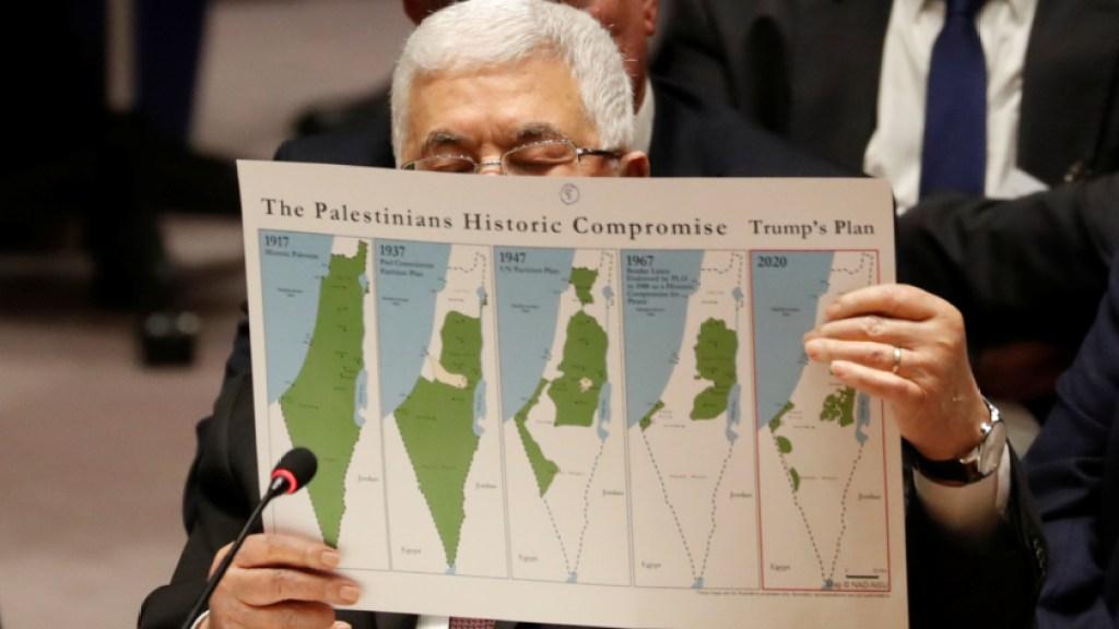 עבאס ממתין לתוצאות הבחירות בישראל