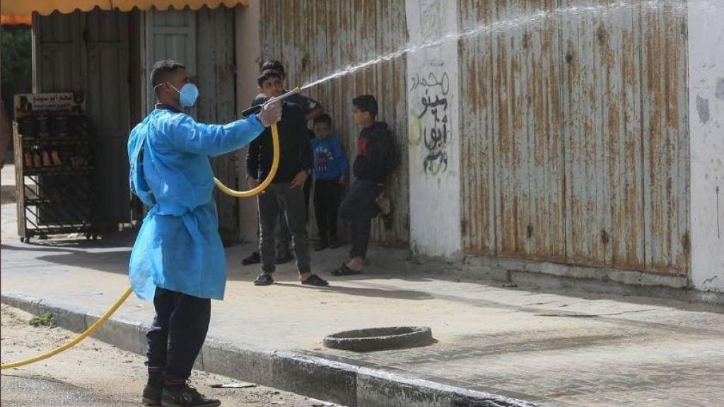 הקורונה בעזה: חמאס נואש לסיוע של הרש