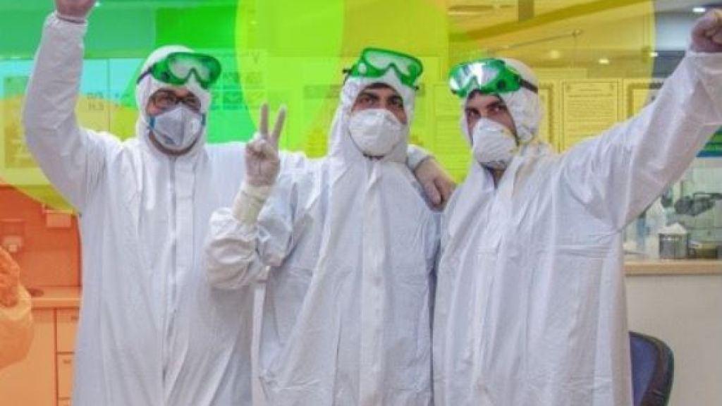 """איראן מציינת את שנת """"הזינוק בייצור"""" בצל מגפת הקורונה"""