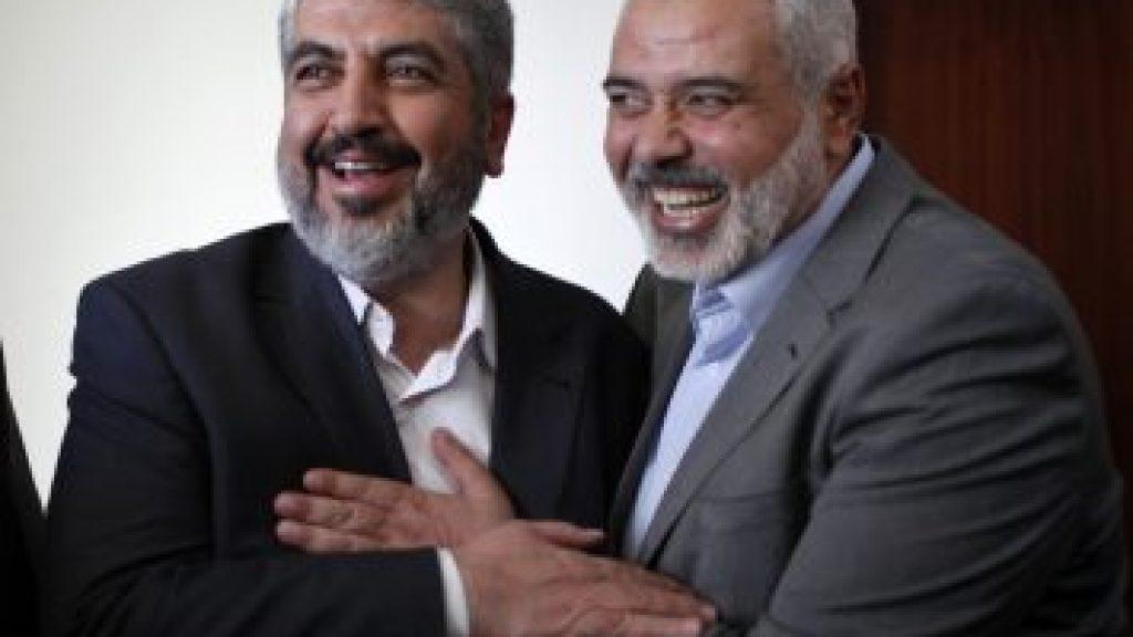 בחירות בחמאס: שובו של ח'לאד משעל