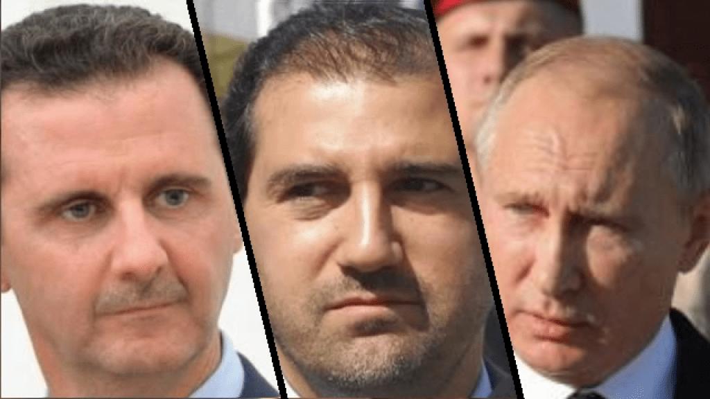הרוסים בקמפיין נגד משטר אסד