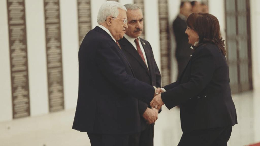 זעם ברחוב הפלסטיני על הנפוטיזם ברש