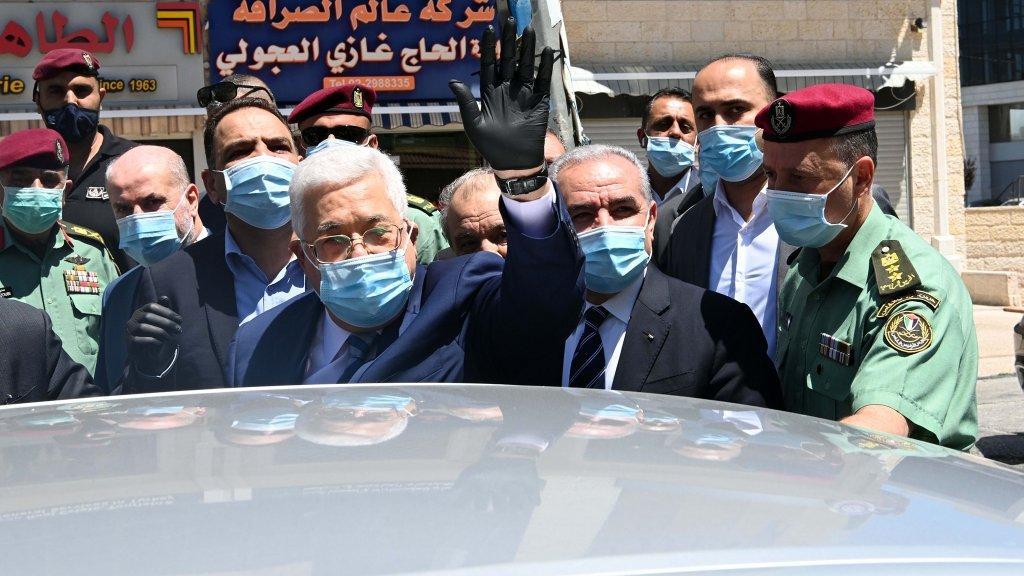 מנהרה שחורה – עבאס מוביל את הפלסטינים לדרך ללא מוצא
