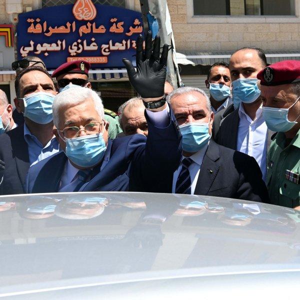 מנהרה שחורה - עבאס מוביל את הפלסטינים לדרך ללא מוצא