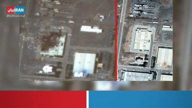 (האתר איראן אינטרנשיונל הפיצוץ באתר בנטנז ואחרי[4])