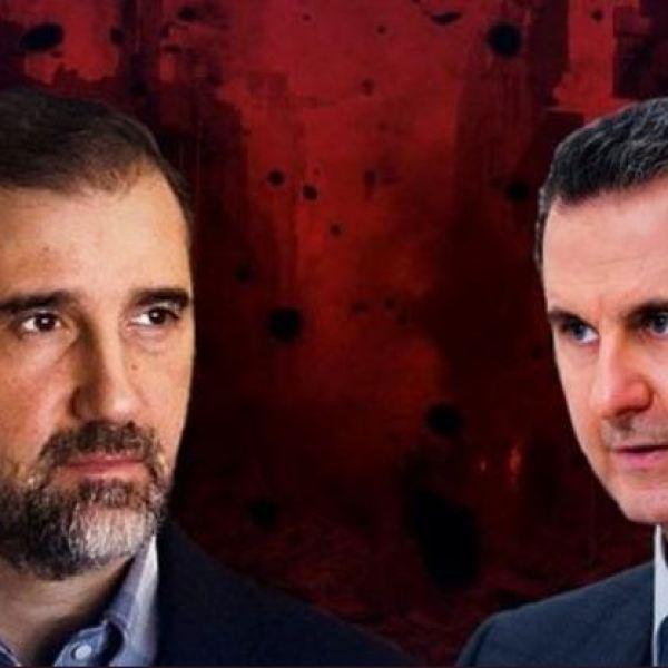 מח'לוף חושף את סודות המשטר הסורי