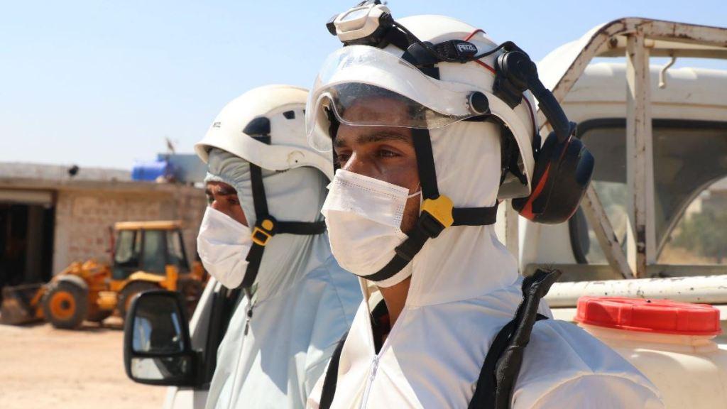 נגיף הקורונה מתפשט בדמשק