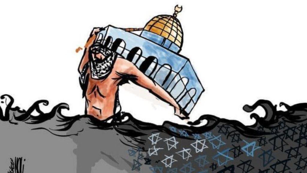 השליטה בהר הבית: מאבק בין ירדן, הרש