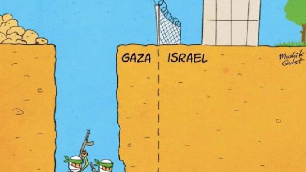 חשיפת המנהרה מוכיחה – חמאס משחק בישראל