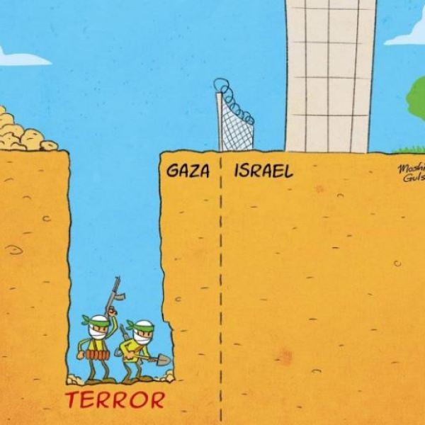 חשיפת המנהרה מוכיחה - חמאס משחק בישראל
