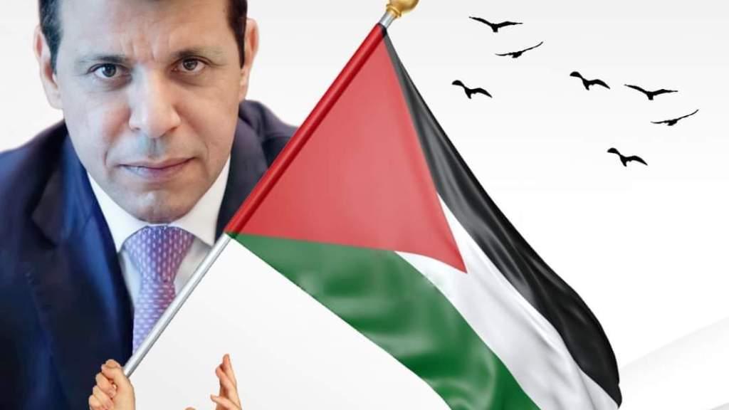 דחלאן נערך לבחירות הפלסטיניות