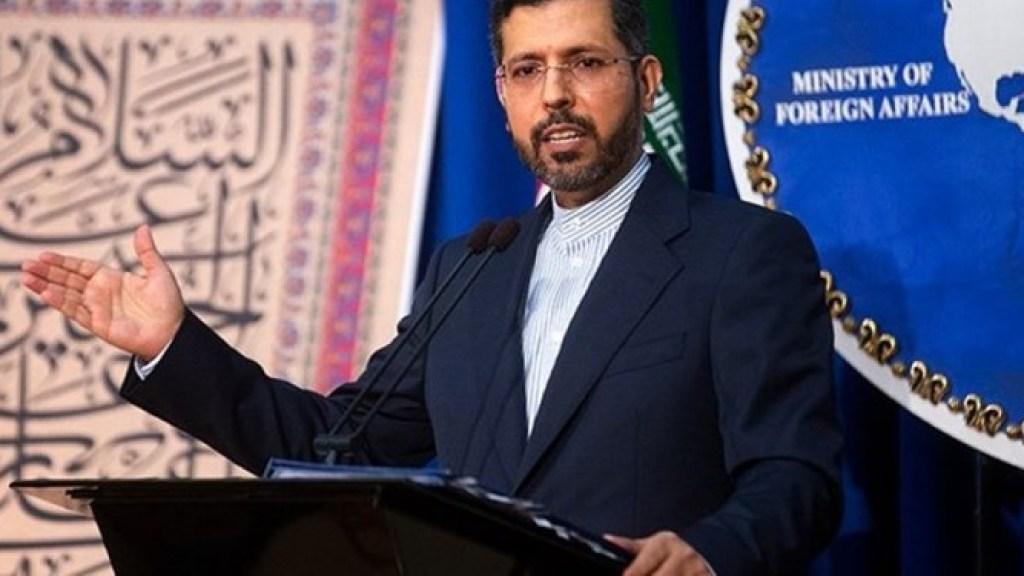 """איראן: """"המשטר הציוני הוא החשוד העיקרי בתקיפה בים התיכון"""""""