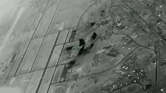 עם סיום ביקור האפיפיור - חשש מתגובה צבאית אמריקאית בעיראק