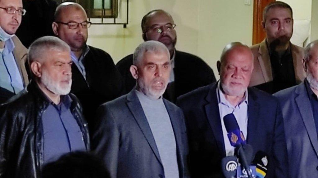 אחרי הבחירות בחמאס: סינוואר במבחן