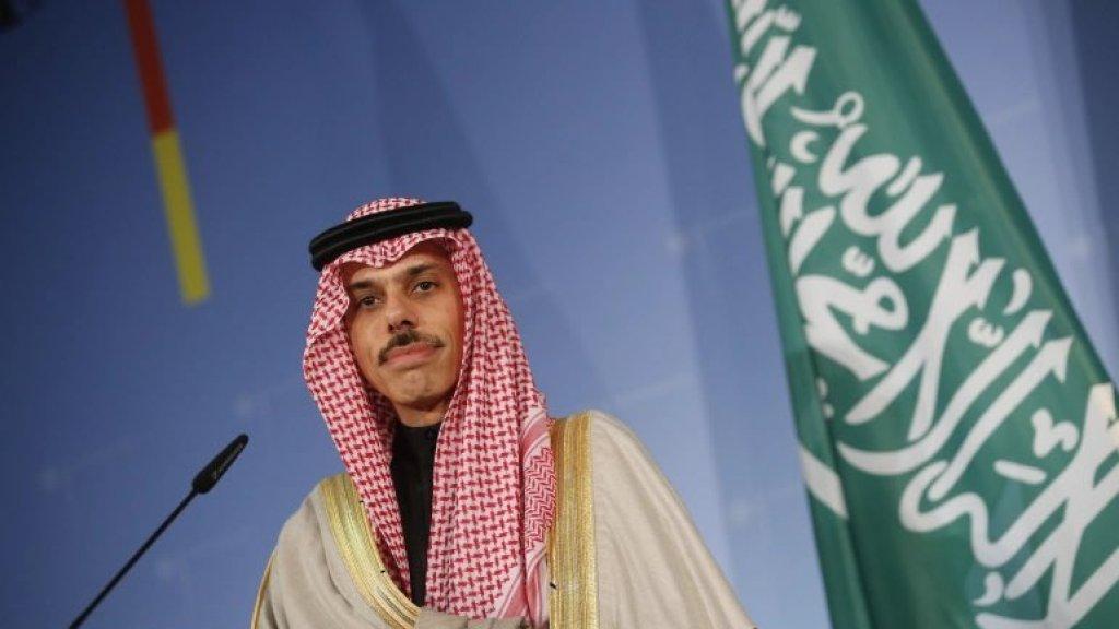 """שה""""ח הסעודי: על איראן להפסיק את השינויים הדמוגרפים בסוריה"""