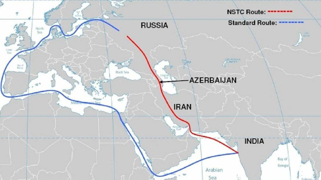 מסדרון הסחר המפרץ הפרסי-הים השחור יפתח בקרוב