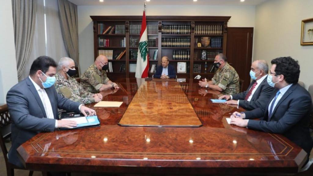 """המו""""מ על הגבול הימי עם לבנון: אין התקדמות"""