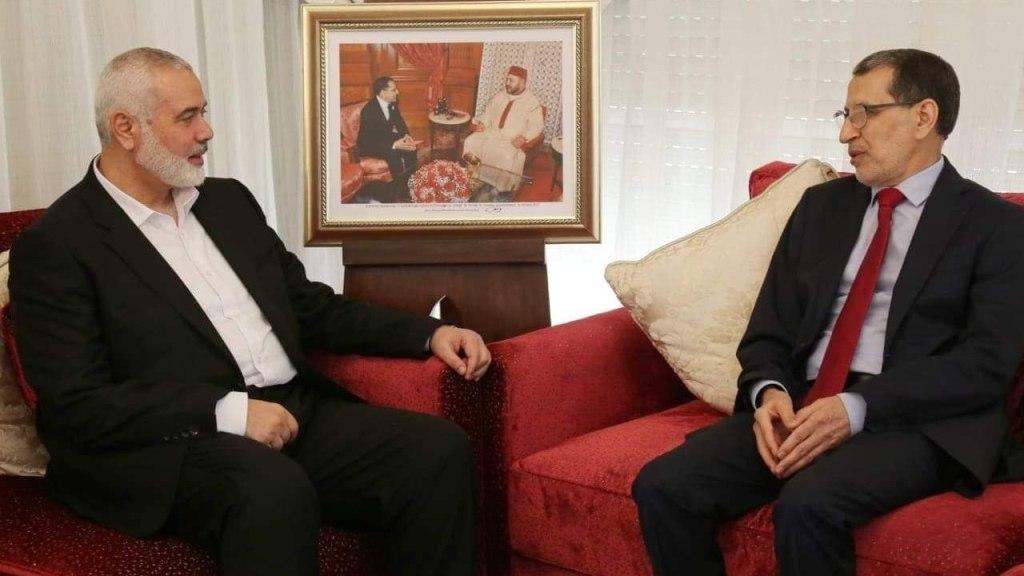 חמאס מבקש דריסת רגל בעולם הערבי ולחבל בנורמליזציה