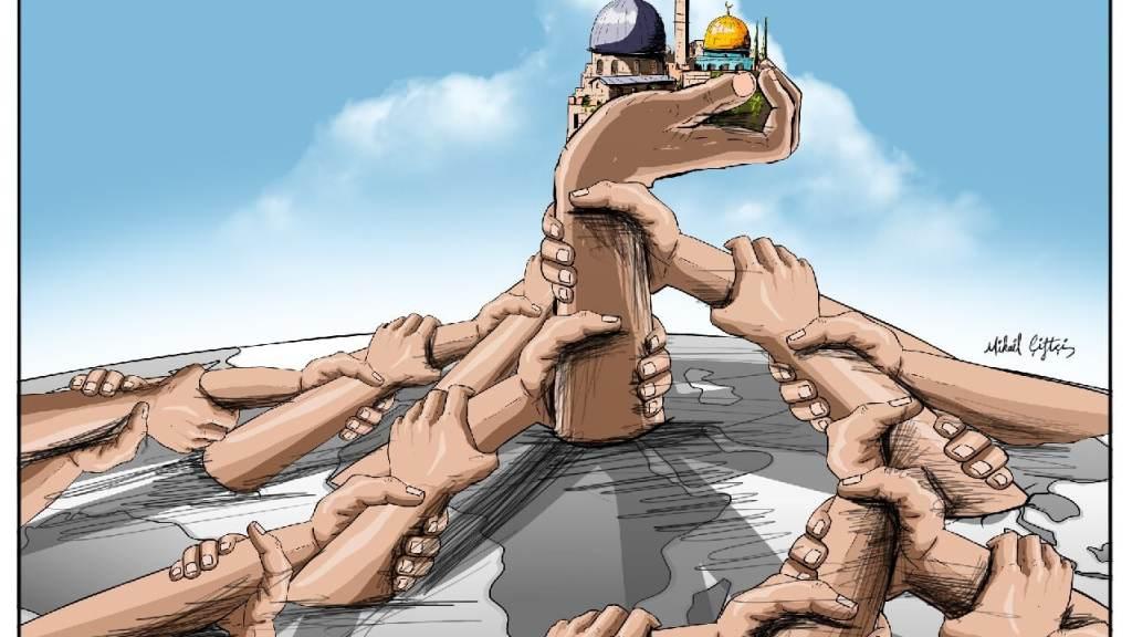 """לשבור את משוואת """"עזה-ירושלים"""""""