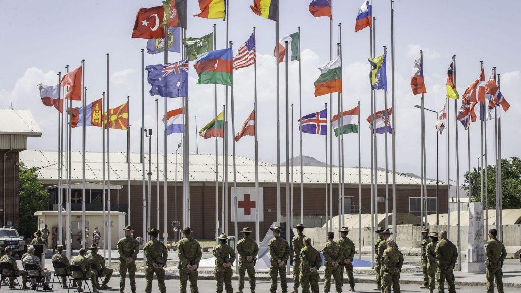אוסטרליה השלימה את הסגת כוחותיה מאפגניסטן