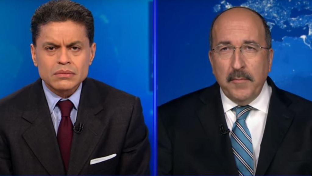CNN מתנצל בפני השגריר גולד