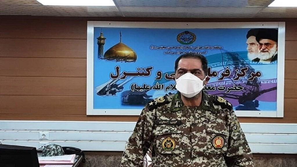איראן מגבירה את ההגנה האווירית סביב מתקני הגרעין