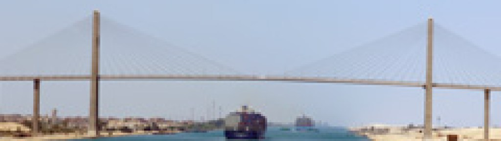 The Iranians Head for the Suez Canal