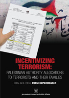 Cover of Incentivizing Terrorism