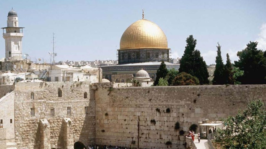 Is Jerusalem Really Negotiable?