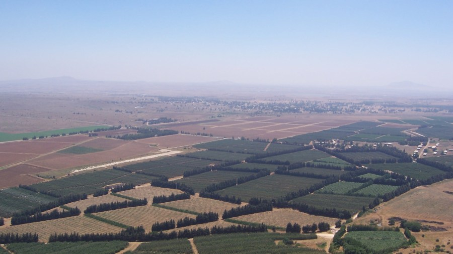 Iranian Forces on the Golan?