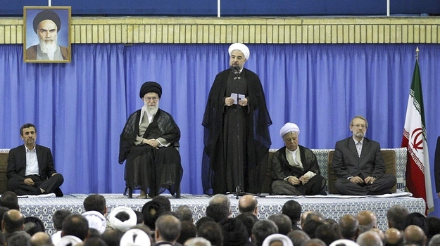Introduction: Rhetoric in the Rouhani Era