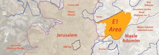 Understanding Israeli Interests in the E1 Area